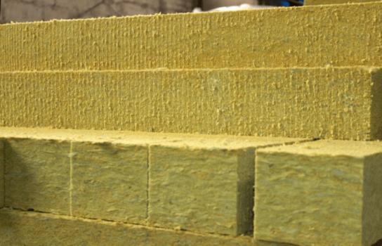 Производство каменной ваты Роквул Rockwool