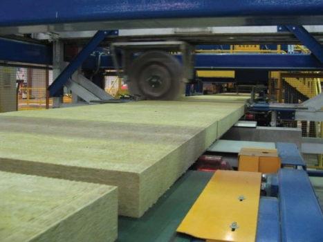 производство каменной ваты