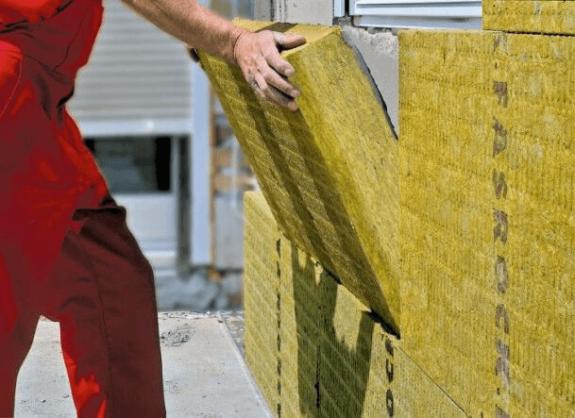 frontrockmaxe – утеплитель для штукатурного фасада