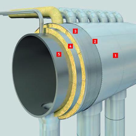 Тепловая и звуковая изоляция промышленного оборудования