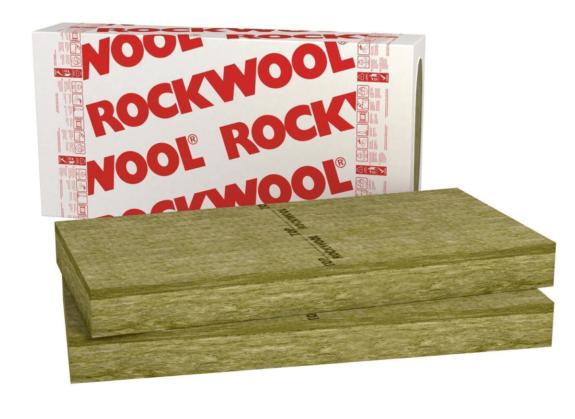 фасадный утеплитель Rockwool