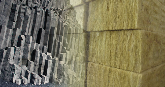 Что такое каменная вата