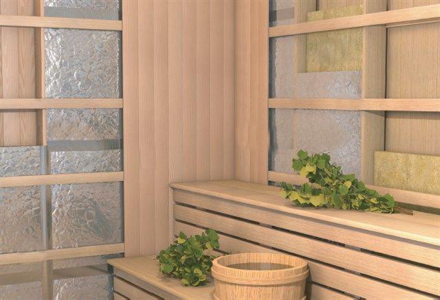 как правильно утеплить стены бани