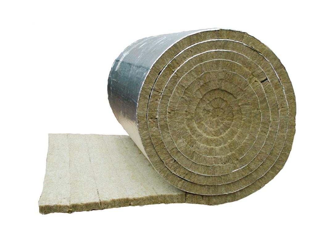 фольгированный утеплитель для бани и сауны