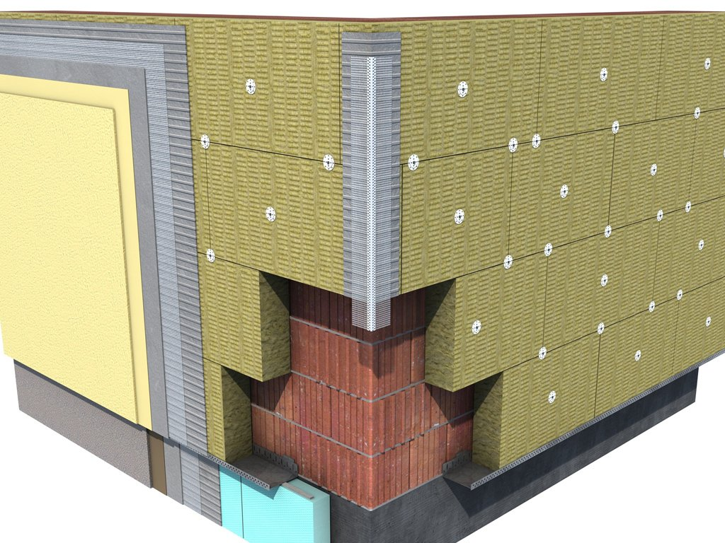 минплиты для фасада