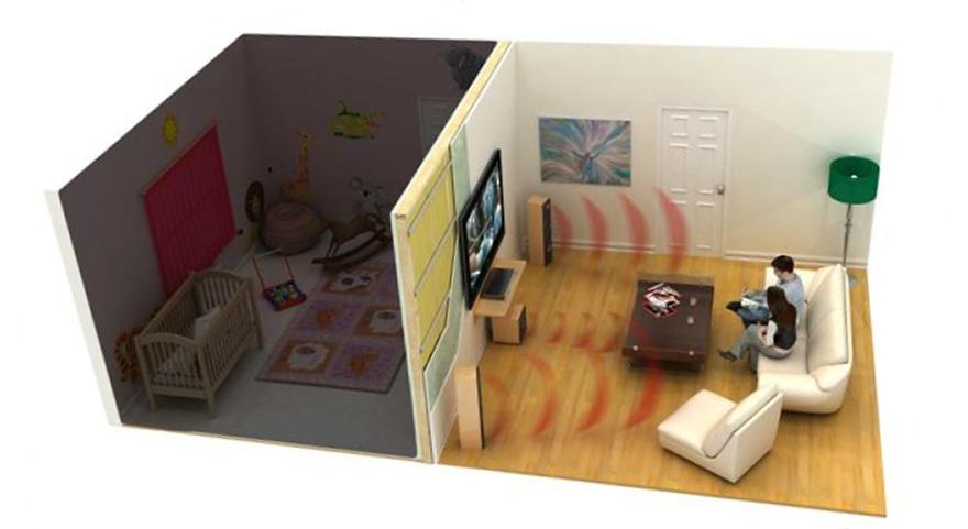 Звукоизоляция квартиры