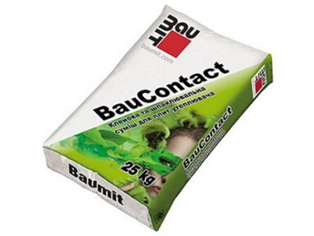 Клеевая смесь baucontact
