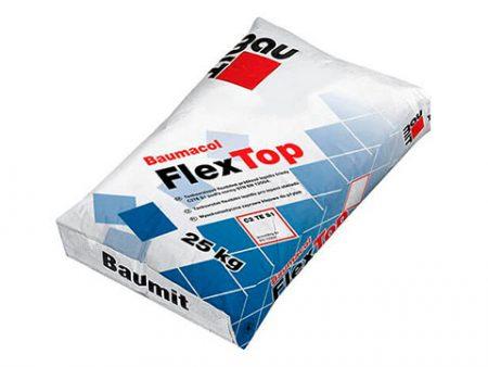 Клей для плитки flextop