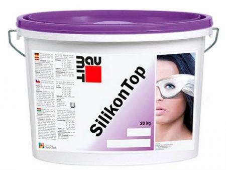 Штукатурка SILIKON TOP