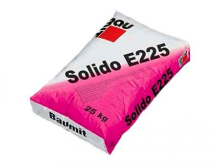 Смесь для пола BAUMIT SOLIDO E225