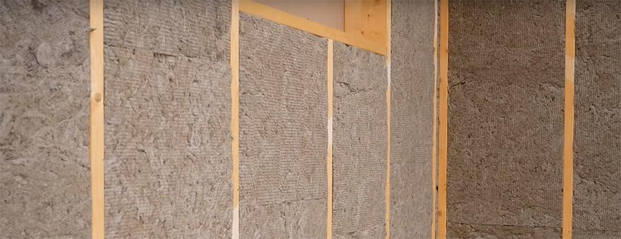 утеплювач для стін каркасного будинку