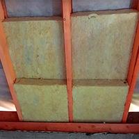 утеплювач для даху - базальтова вата