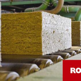 Новые материалы в серии Roofrock от Rockwool!