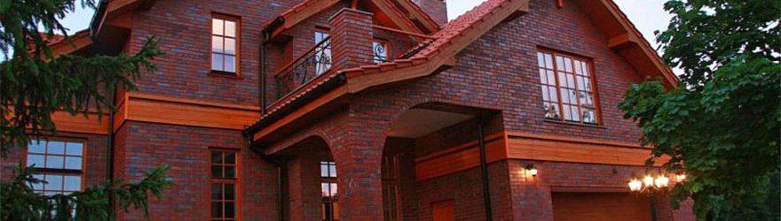 види декоративного оздоблення фасаду